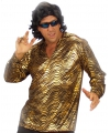 Disco fever shirt goud