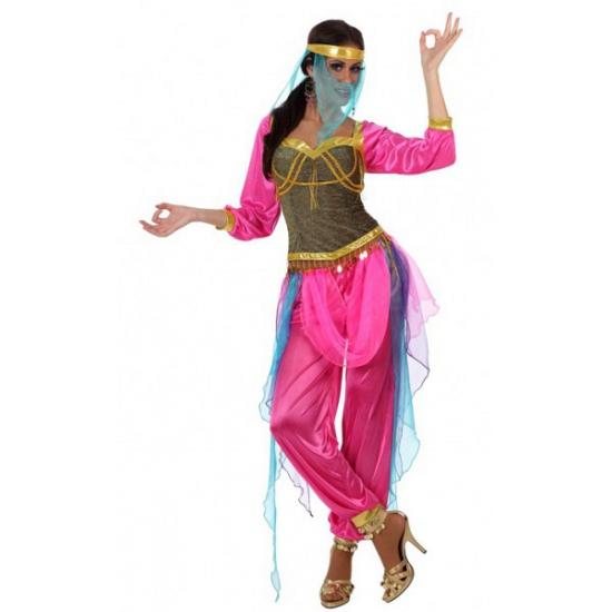 1001 nacht kostuum arabisch voor dames