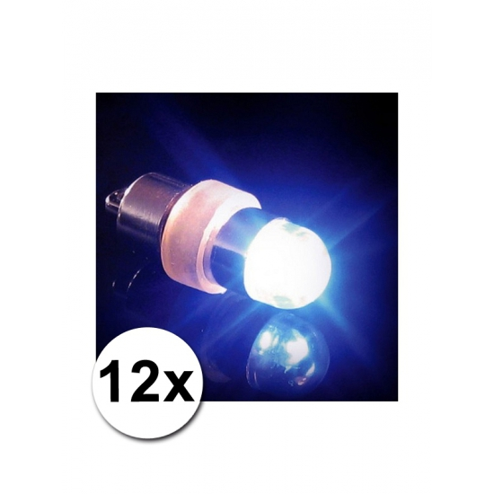 12 ballon LED lichtjes