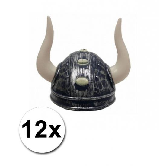 12 Viking Helmen Met Hoorns