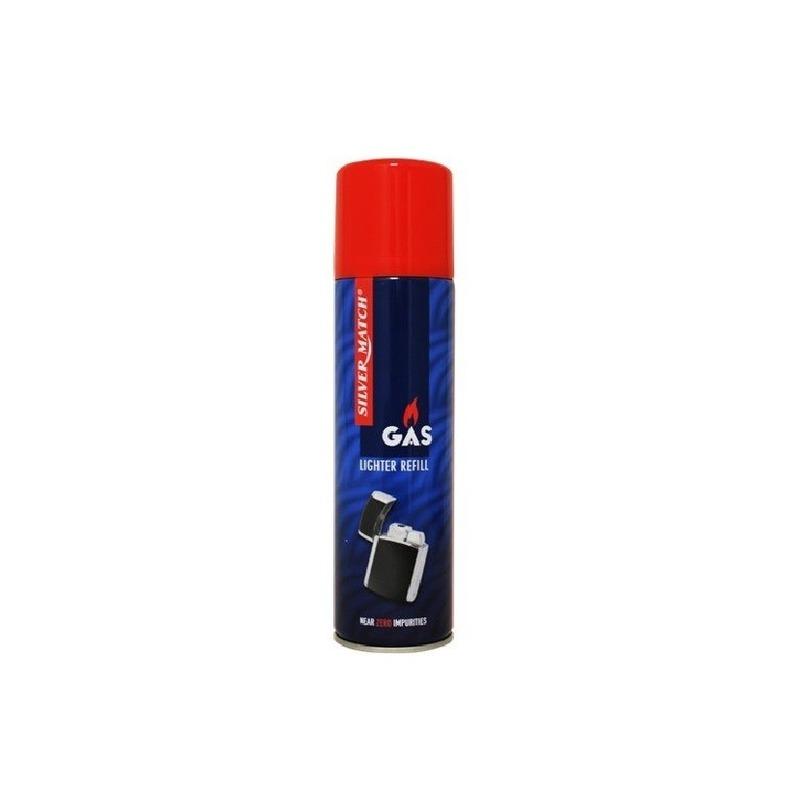 1x Aanstekergas 250 ml