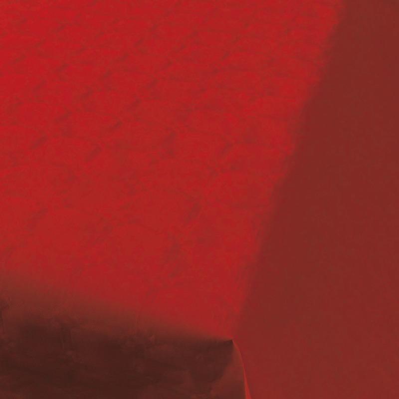 2x Bordeauxrood papieren tafellakens/tafelkleden 800 x 118 cm