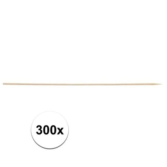 300x Sate prikkers 20 cm