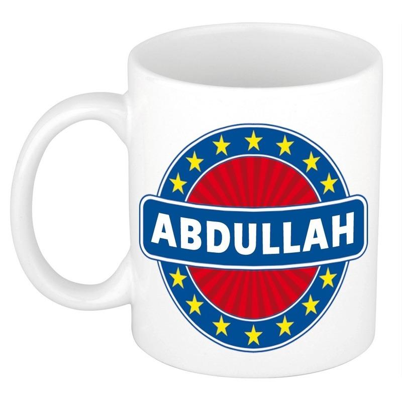 Abdullah naam koffie mok - beker 300 ml