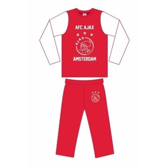 Ajax pyjama voor jongens