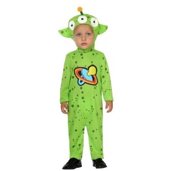 Alien kostuum voor peuters
