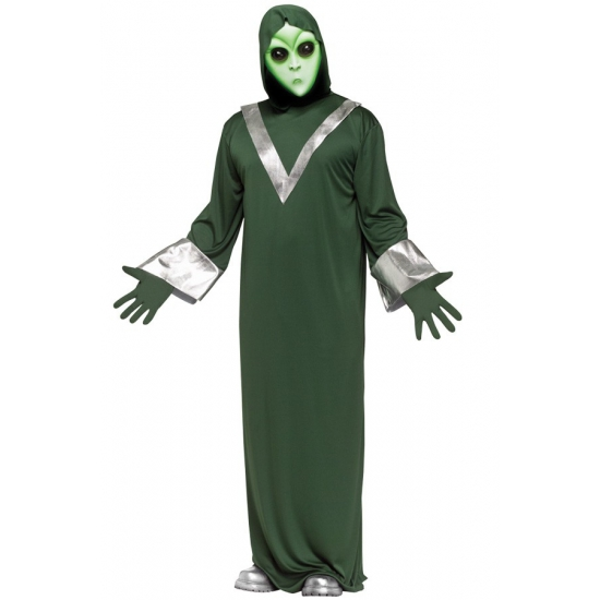 Alien kostuum voor volwassenen