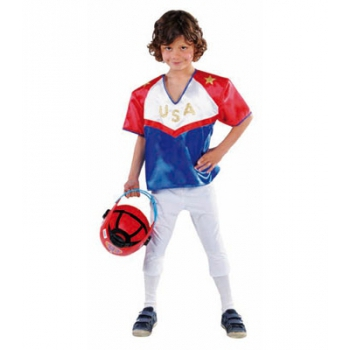 American Football rugby kostuum voor kids