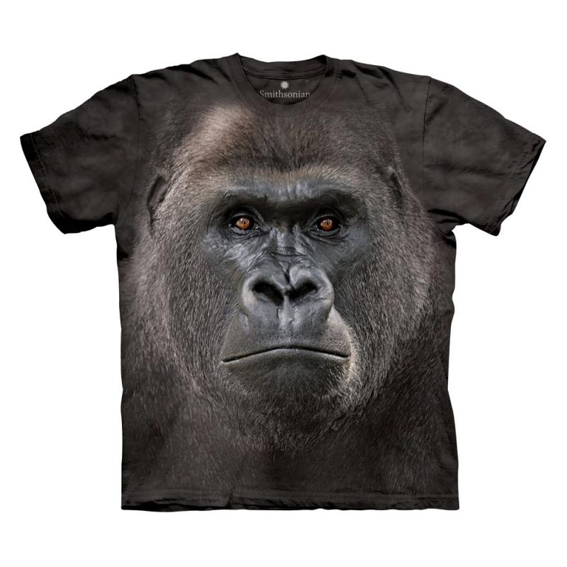 Apen T-shirt Gorilla voor volwassenen