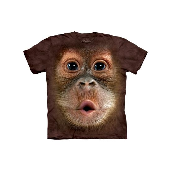 Apen T-shirt Orang Oetan