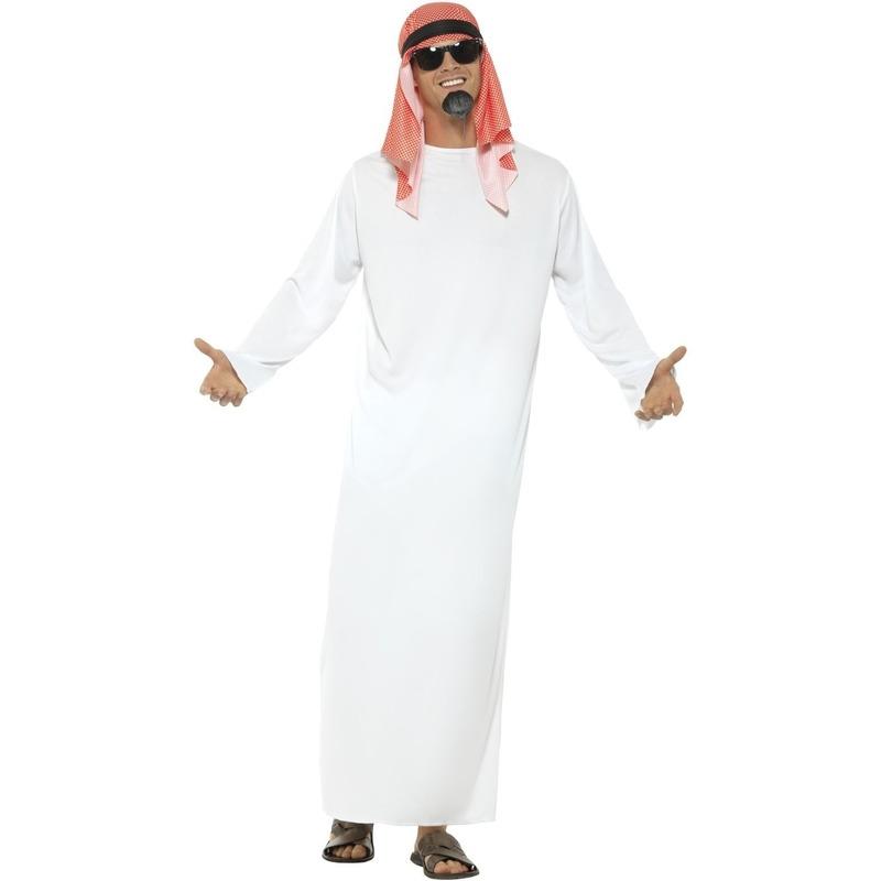 Arabieren kostuum