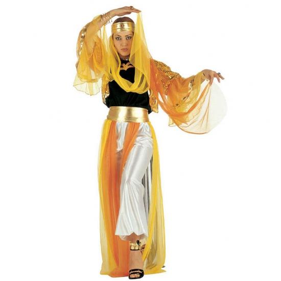 Arabisch kostuum Aaliyah voor dames