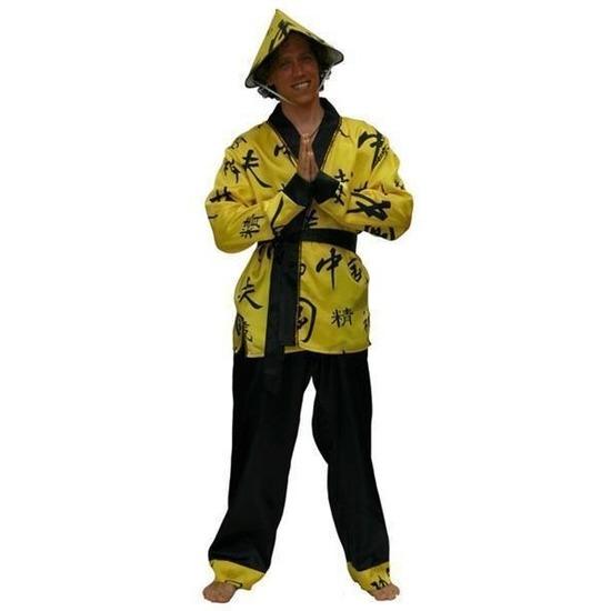 Aziatisch kostuum voor heren