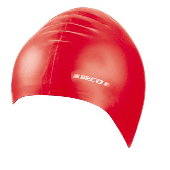 Badmuts voor kinderen rood