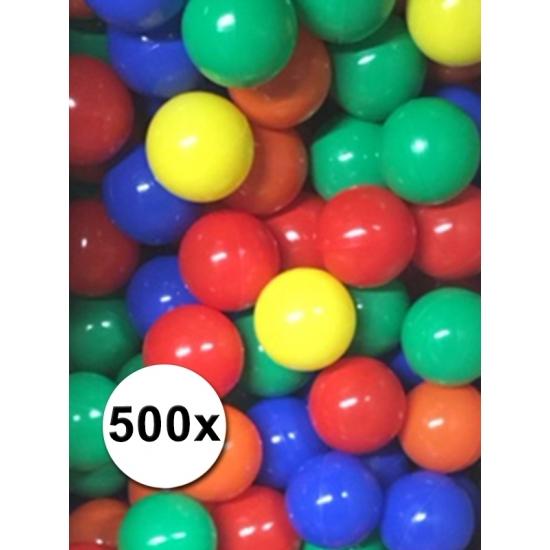 Ballenbak ballen 500 stuks