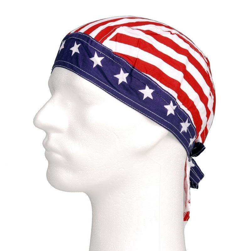 Bandana Amerika Star and Stripes