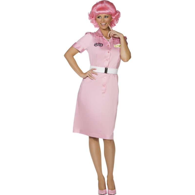 Beautyschool kostuum Frenchy