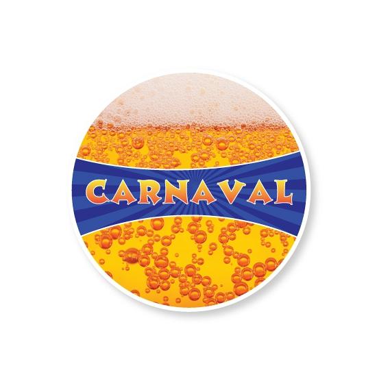 Bierviltjes Carnaval