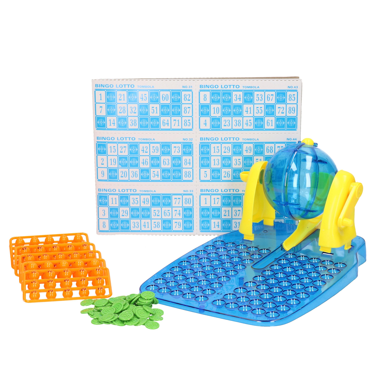Bingo lotto spel