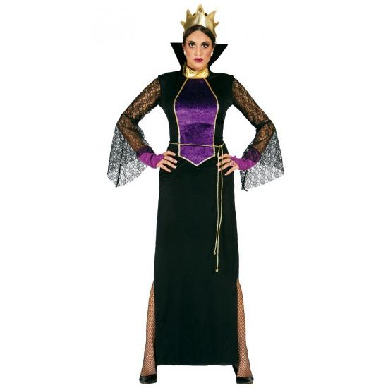 Boze koningin kostuum voor dames