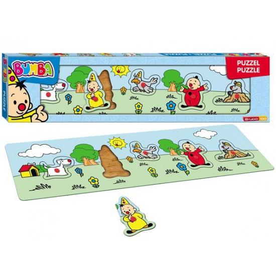Bumba mini houten puzzel