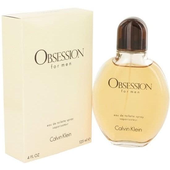 Calvin Klein Obsession for men 125 ml EDT