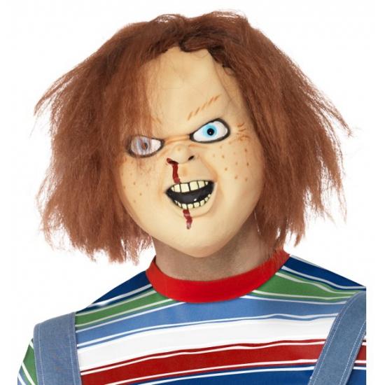 Chucky hoofd masker