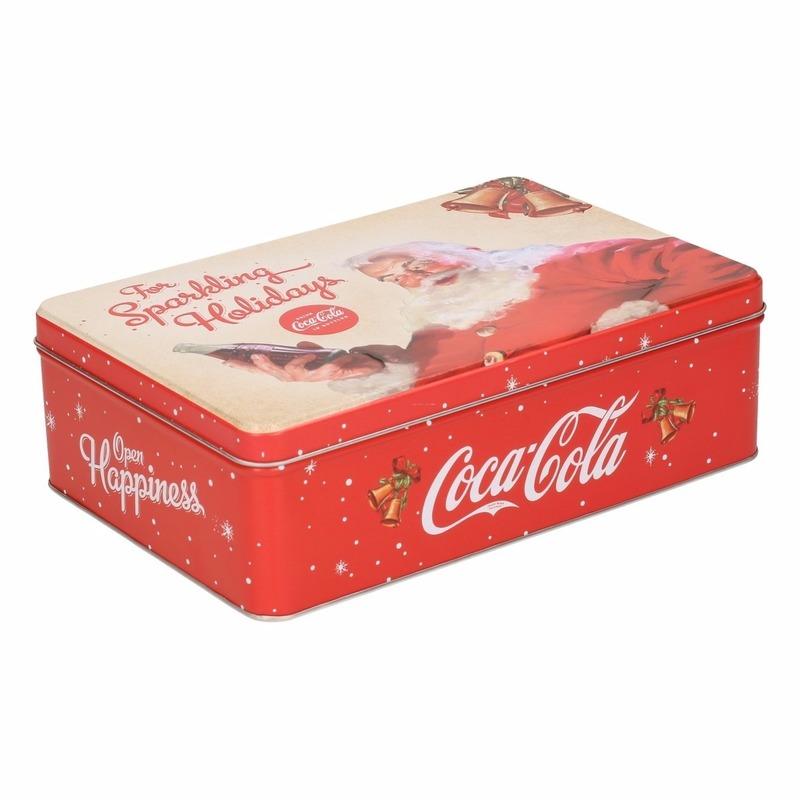 Coca Cola bewaarblik 23 cm