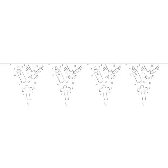 Communie vlaggenlijn 10 meter