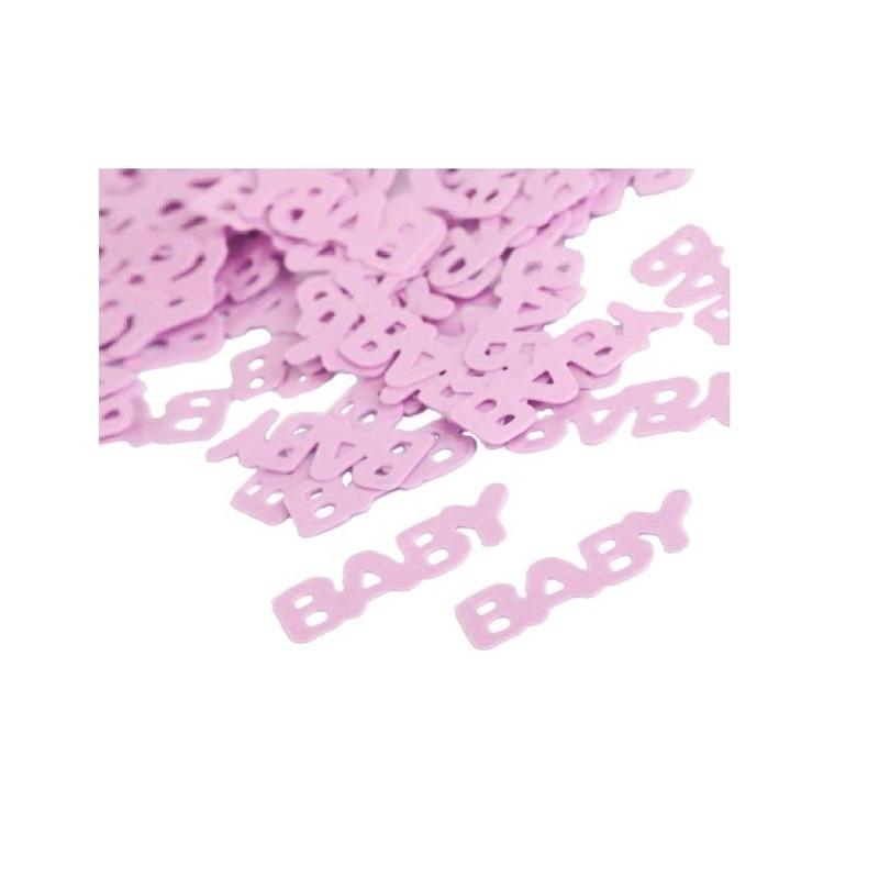 Confetti geboorte meisje