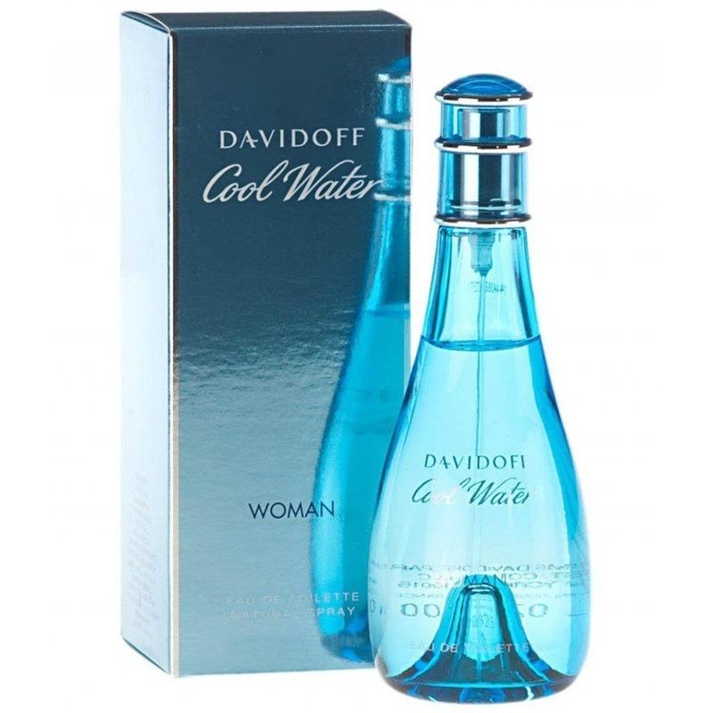 Davidoff Cool Water Woman EDT 50