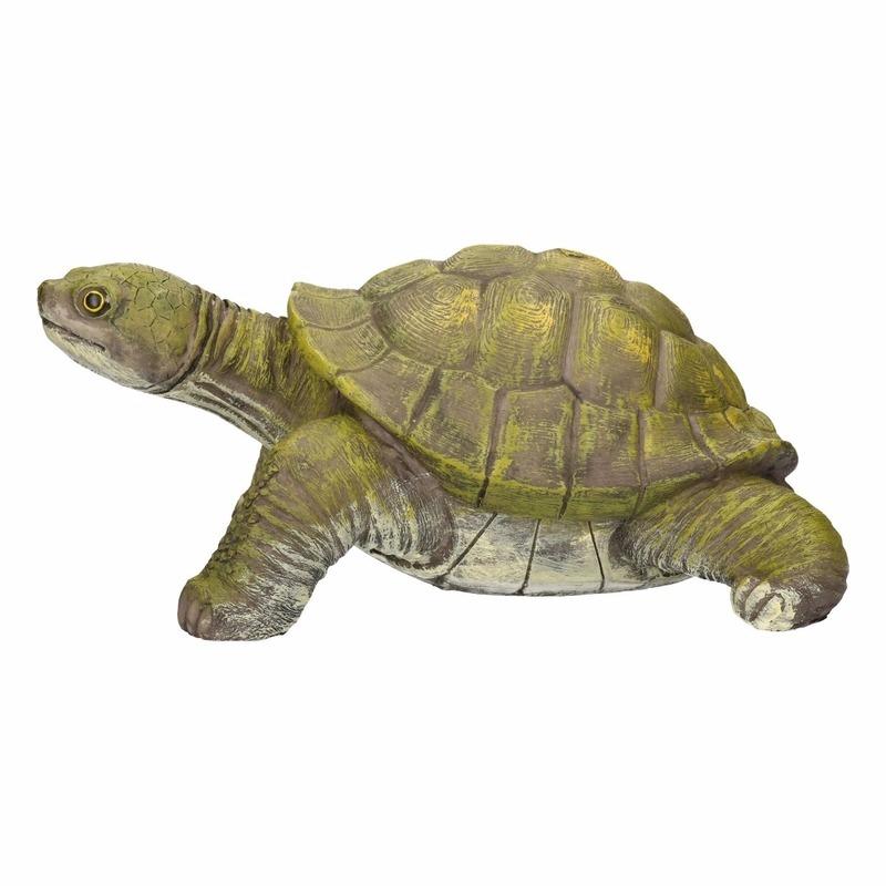 Dierenbeeld schildpad 39 cm