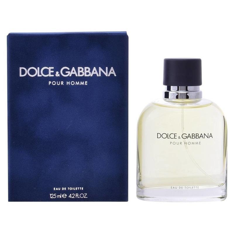 Dolce & Gabbana EDT Pour Homme 125 ml.
