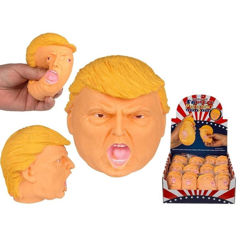 Donald Trump anti stressbal 8 cm