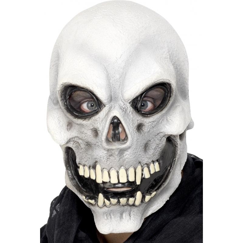 Doodshoofd masker
