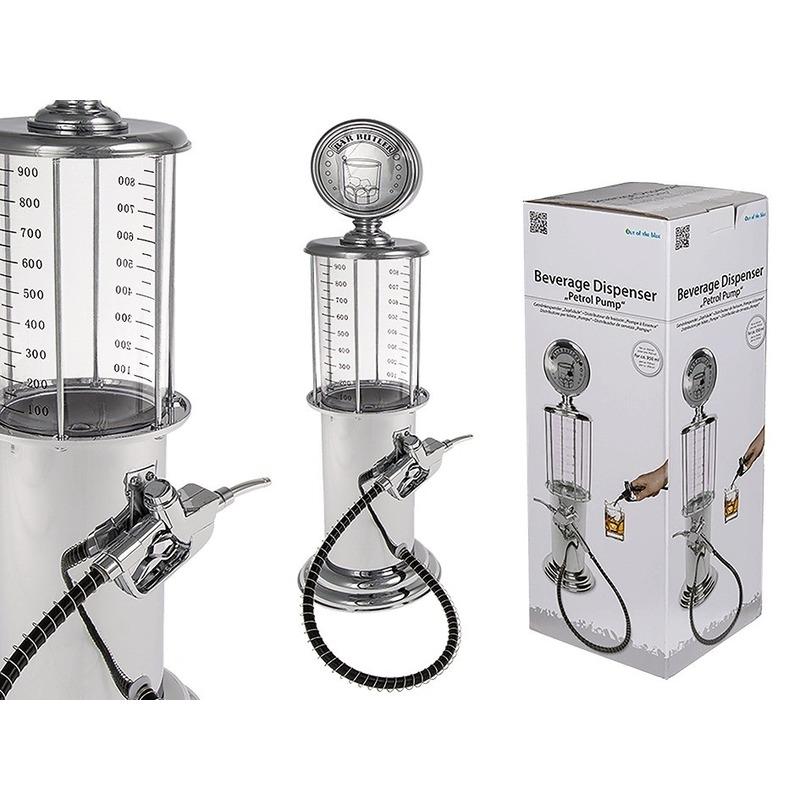 Drank dispenser benzinepomp 48 cm