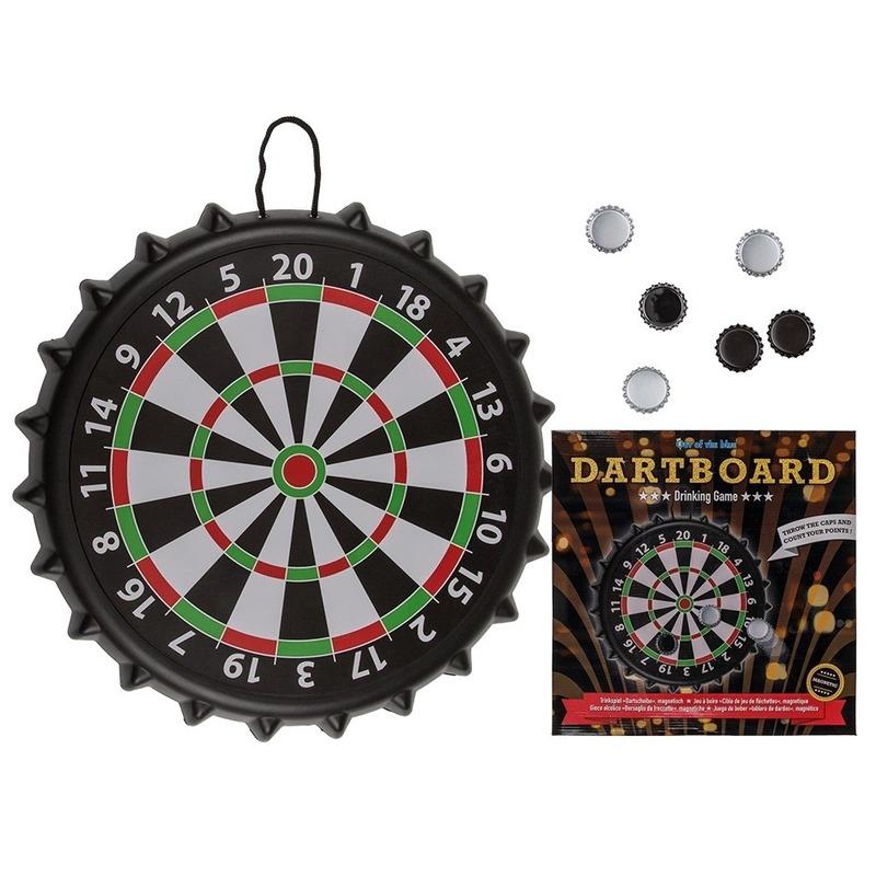 Drankspel/drinkspel darten 41 cm