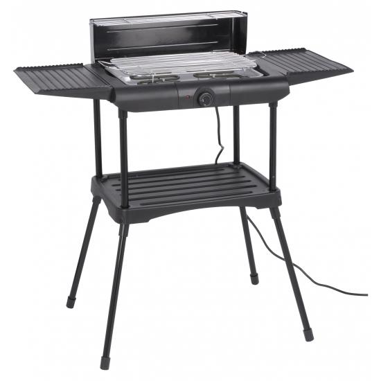 Elektrische barbecue / bbq staand 51 cm
