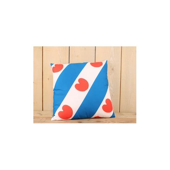 Friesche vlag kussen 45 x 45 cm