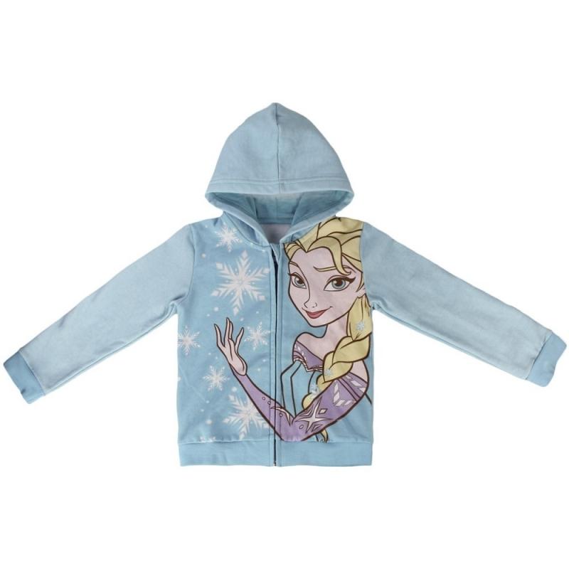 Frozen Elsa vest met capuchon