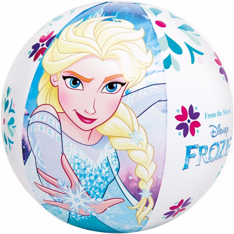 Frozen strandbal 51 cm