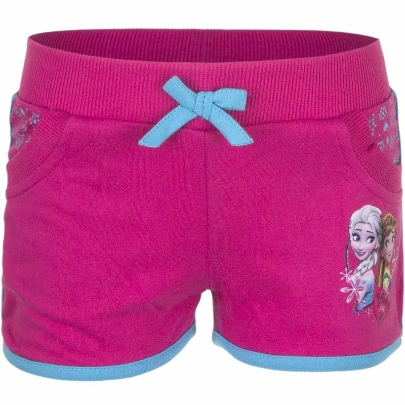 Fuchsia Frozen shorts
