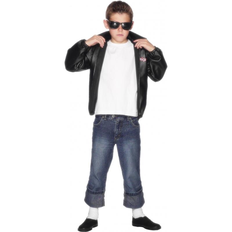 Grease kinder T-bird jasje