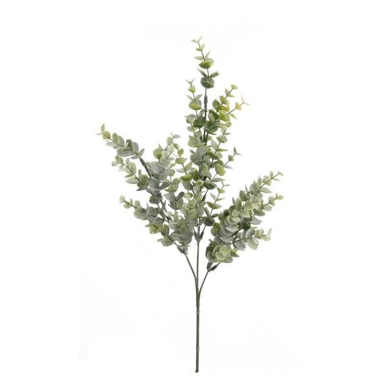 Groene Eucalyptus kunsttak kunstplant 68 cm