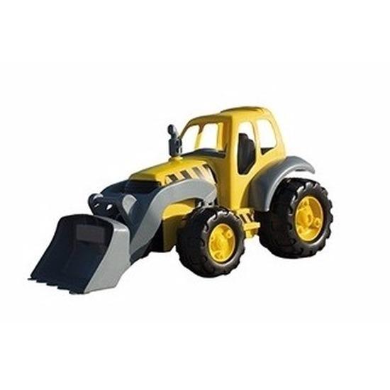 Grote speelgoed graafmachine 58 cm