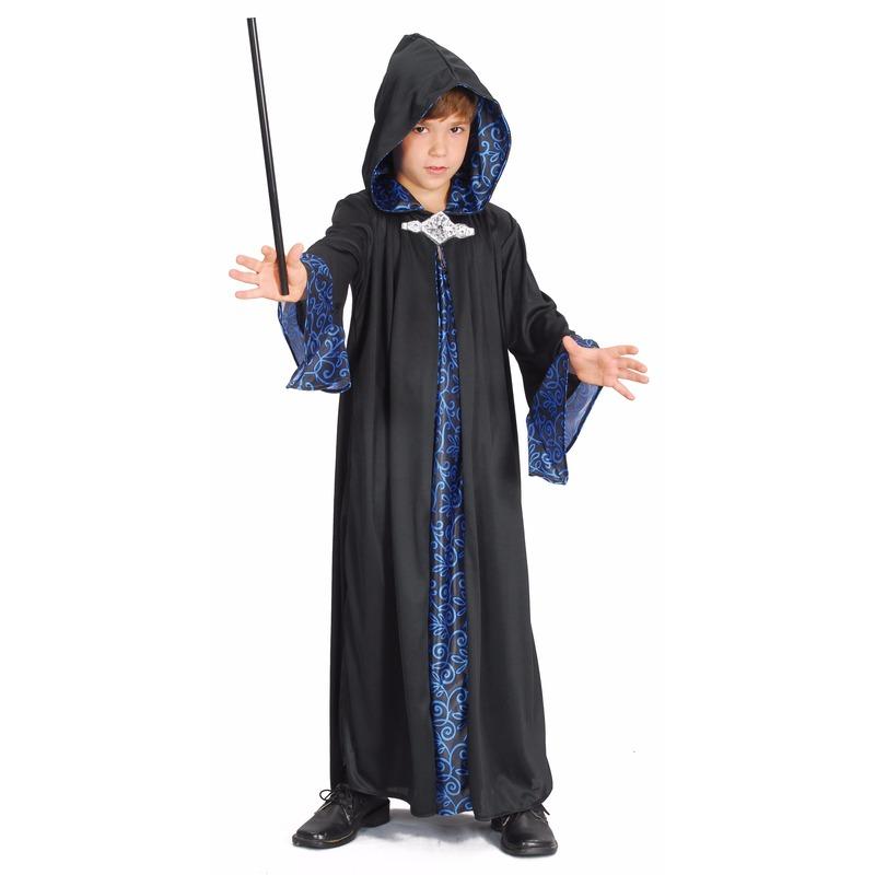 Halloween - Tovenaar cape kinderen
