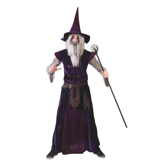 Halloween - Tovenaar kostuum incl. hoed