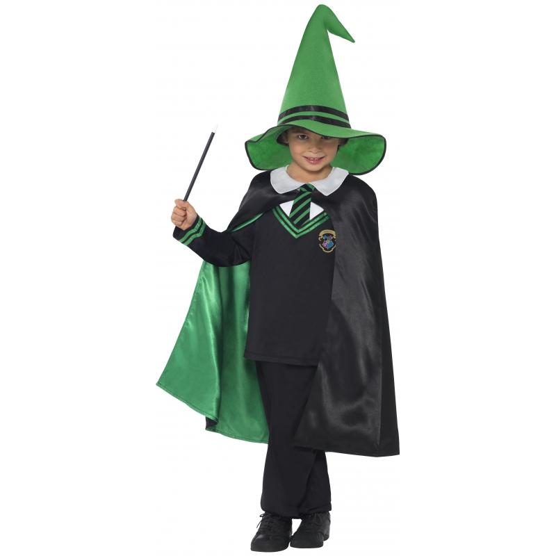 Halloween - Tovenaars leerling kostuum voor kids