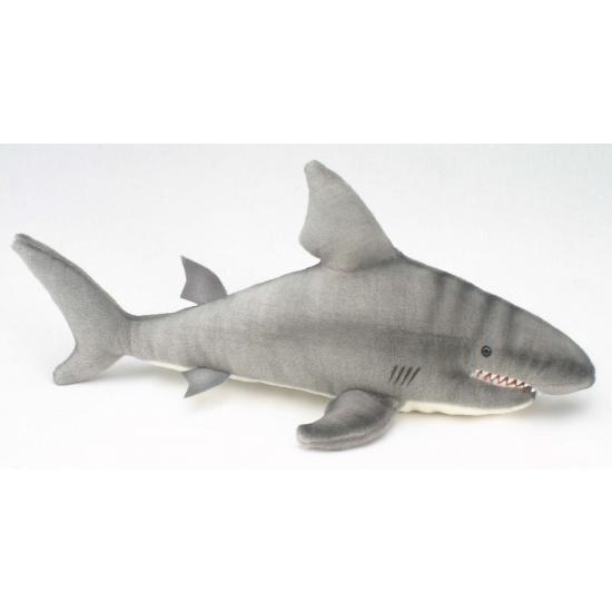 Hansa pluche haai knuffel 49 cm