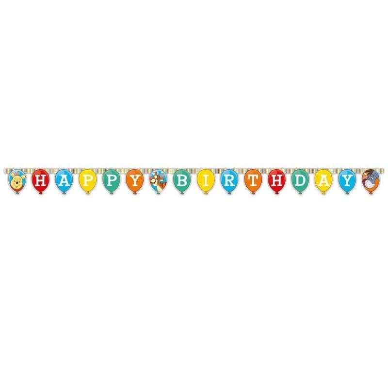 Happy Birthday slinger Winnie de Poeh